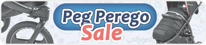 Скидки на PEG PEREGO - Распродажа на коляски, автокресла и стульчики для кормления Пег Перего