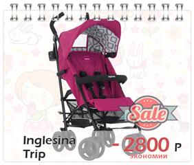 Детская прогулочная коляска-трость Inglesina Trip