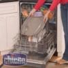 Съемный поднос от стульчика Chicco New Polly 2 in 1 2014 в посудомоечной машинке