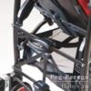 Прогулочная коляска-трость Peg-Perego Pliko Mini механизм для складывания