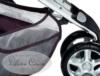 Корзина коляски-трансформер Silver Cross Sleepover Sport Linear 2013