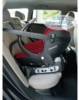 Автомобильное кресло Bebe Confort Creatis Fix 2015 установка на базе в авто против движения