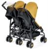 Прогулочная коляска для двойни Peg-Perego Pliko Mini Twin 2016 вид сзади