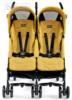 Прогулочная коляска для двойни Peg-Perego Pliko Mini Twin 2016 вид спереди