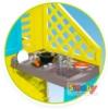 Домик с кухней Smoby на кухне