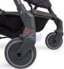 Прогулочная коляска Happy Baby Umma поворотные колеса на 360 градусов