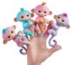 Интерактивные обезьянки Fingerlings Ombre