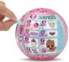 В каждом шаре сюрпризе спрятаны 7 аксессуаров