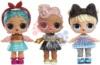 Яркие, модные и блестящие куклы Лол из серии Глиттер
