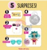В каждом слое шара LOL Surprise  MGA спрятана подсказка, по которым можно найти все сюрпризы