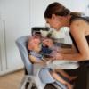 Стульчик для кормления Inglesina My Time можно использовать от рождения до трех лет