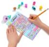 К каждой игрушке игрушка Hatchimals Сюрприз Питомцы 4 штуки 19104 прилагается инструкция