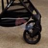 Прогулочная коляска Inglesina Quid корзина со светоотрожающими полосками