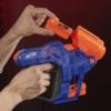 Бластер NERF Элит Шеллстрайк DS6 E6170 вставка магазина для выстрела