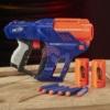 Бластер NERF Элит Шеллстрайк DS6 E6170 со стрелами в комплекте