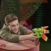 Бластер NERF Зомби Альтернатор E6187 ролевые игры для мальчиков