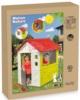 Детский игровой домик Smoby Nature 810712 в заводской упаковке