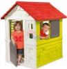 Детский игровой домик Smoby Nature 810712 помещается до 4-х детей