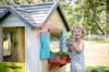 Ребенок может активно ухаживать за цветами Smoby Садовый 810405