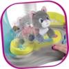 Есть все необходимое для веселых игр в наборе Кошачий домик Smoby с котенком 340400