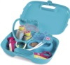 Специальный чемоданчик в наборе Smoby с котенком 340300