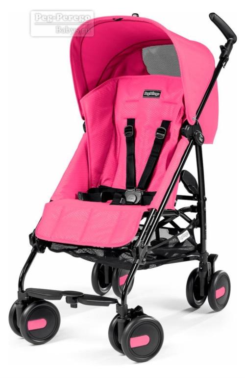 Коляска-трость Peg Perego Pliko Mini Mod Pink / Пег Перего Плико Мини