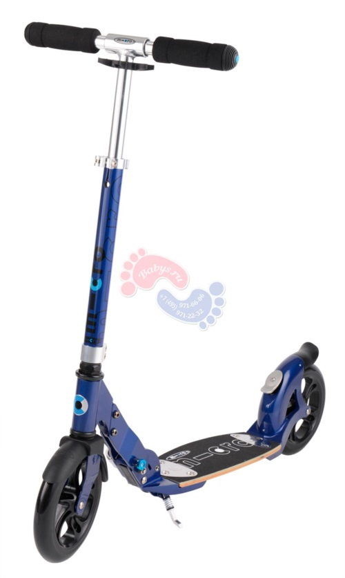 Самокат Micro Scooter Flex 200 мм Blue SA0038 / Синий
