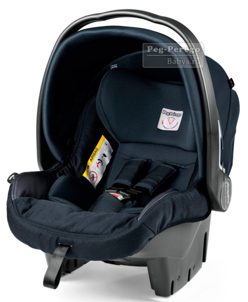 Автокресло Peg Perego Primo Viaggio SL Luxe Blue Night / Пег Перего Примо Виаджио СЛ