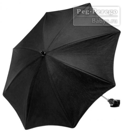 Peg Perego Parasol Black / Пег Перего Парасол