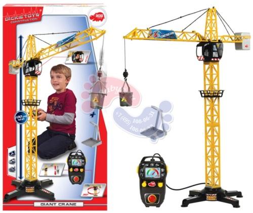 Подъемный кран Dickie Toys на д/у 100 см 3462411