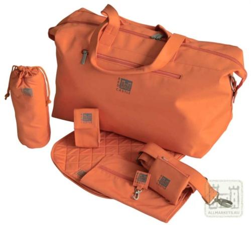 Сумка для прогулок и путешествий Red Castle Big Bag Orange