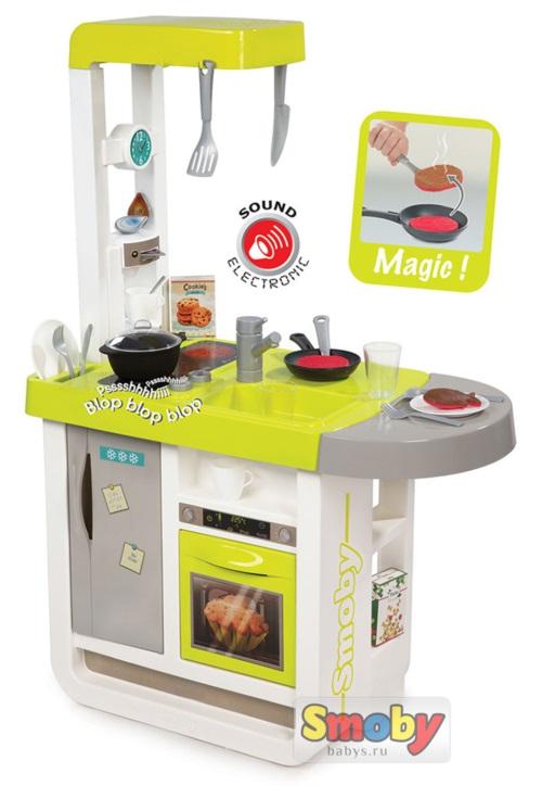 Кухня Электронная Smoby Cherry 310908