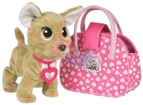 Мягкая игрушка Simba Chi Chi Love Интерактивная Собачка Счастливчик 20 см 5893110