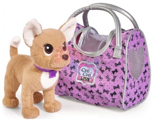 Мягкая игрушка Simba Chi Chi Love Собачка путешественница 20 см 5893124