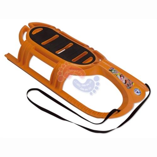 Санки KHW Snow Tiger оранжевая 21500