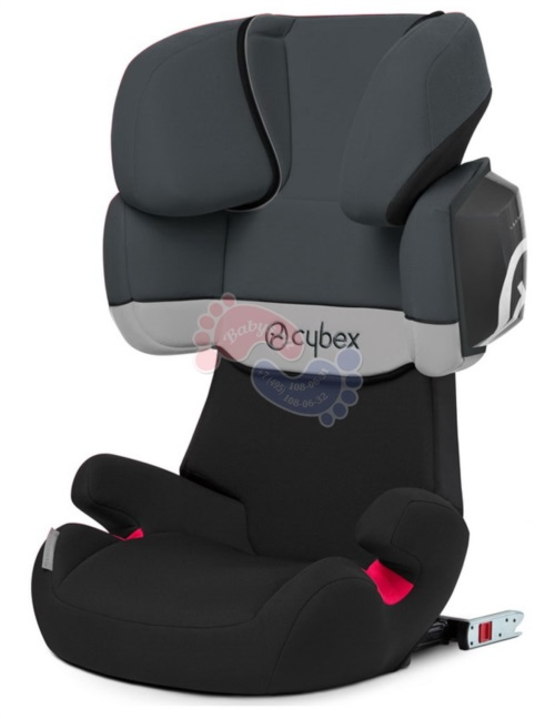 Автокресло Cybex Solution X2-Fix Gray Rabbit