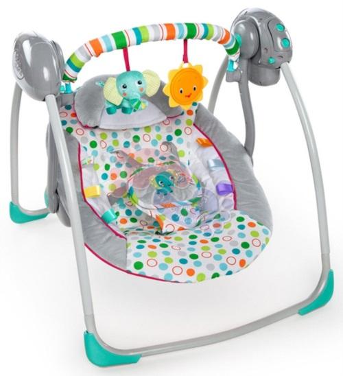 Качели электрические для новорожденных отзывы