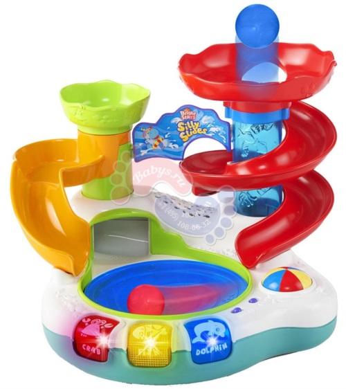 Детская развивающая игрушка Bright Starts Аквапарк 9176