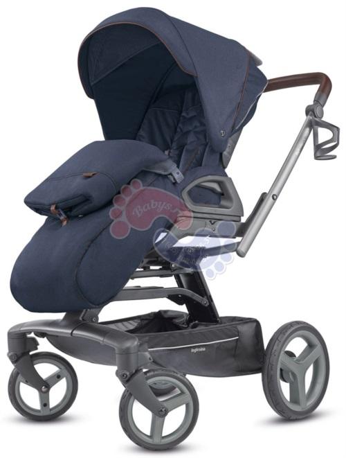 Прогулочная коляска Inglesina Quad Oxford Blue | Инглезина Куад