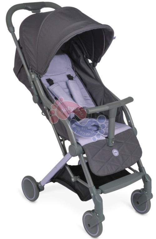 Коляска прогулочная Happy Baby Umma Lilac