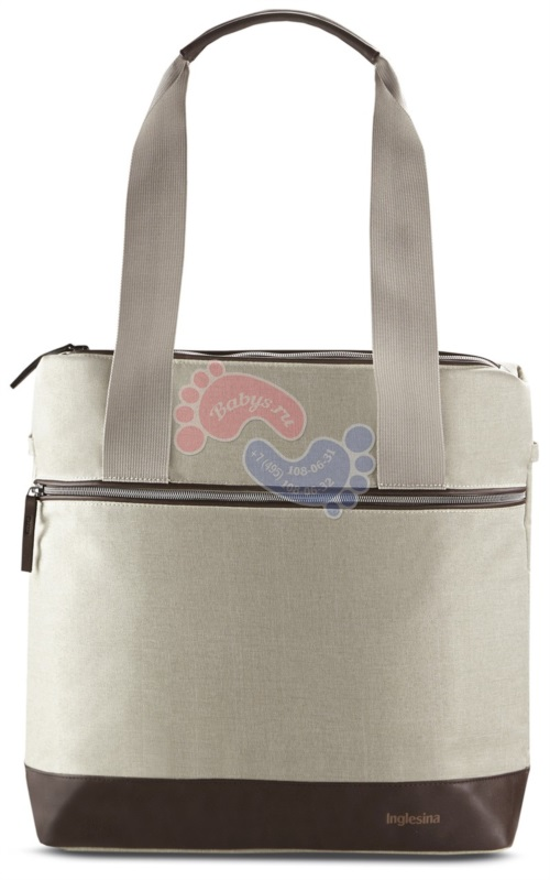 Сумка Inglesina Back Bag Cachmere Beige