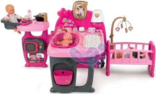 Набор по уходу за куклой Smoby Baby Nurse 220327