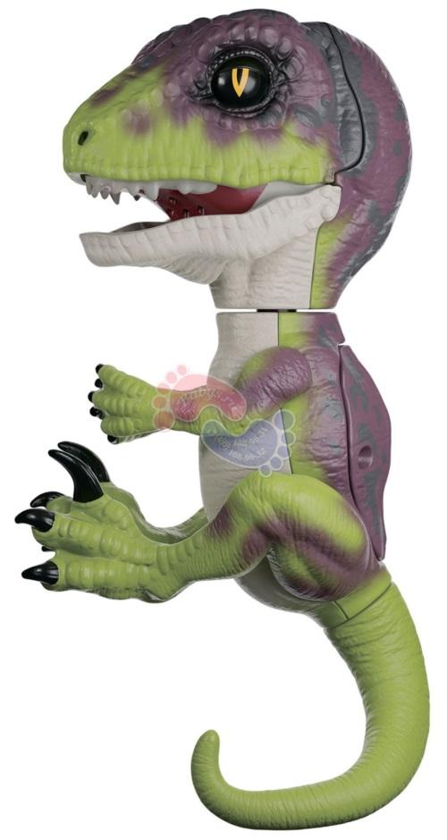 Интерактивный динозавр Fingerlings Стелс 3782