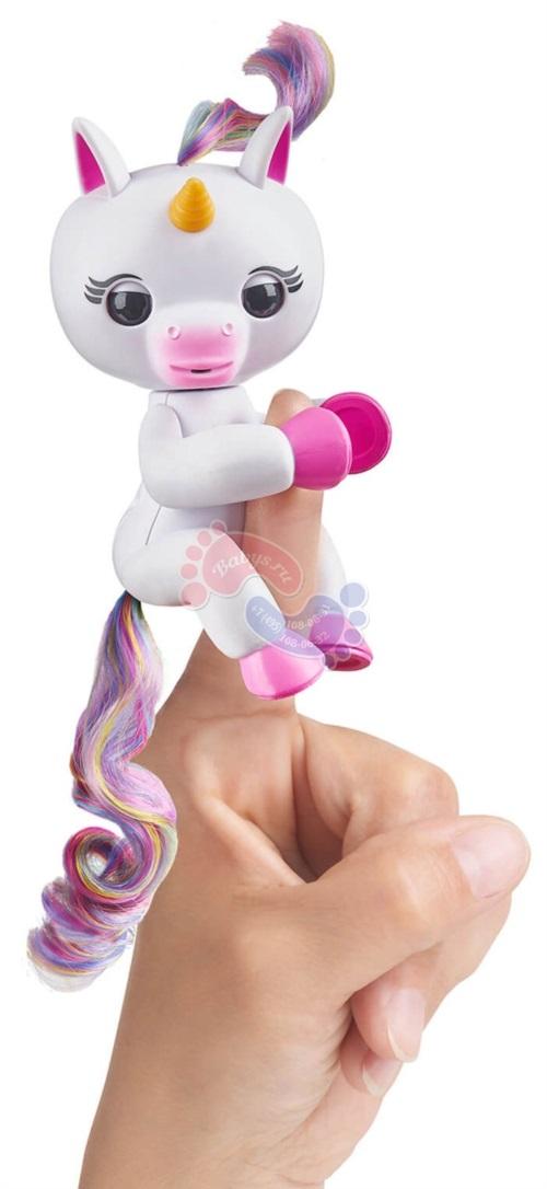 Интерактивный единорог Fingerlings Гиги 3708