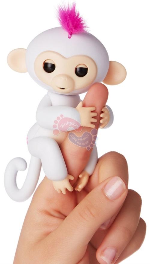 Интерактивная обезьянка Fingerlings София 3702А