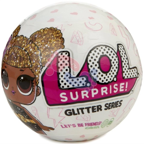 Кукла LOL Surprise Limited Edition Glitter Series 1 серия 551294
