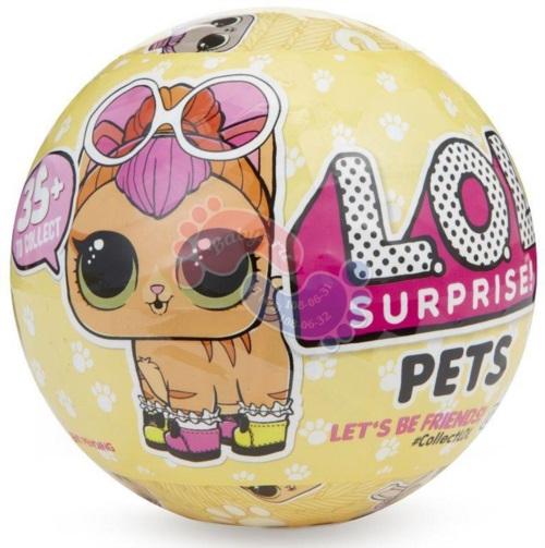 Питомец LOL Surprise MGA 3 серия 549574
