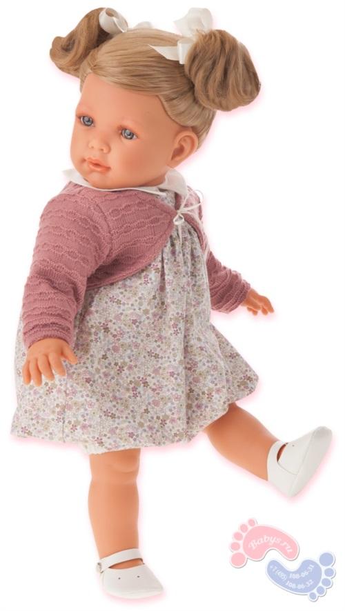Кукла Antonio Juan Аделина блондинка, 55 см 1821P