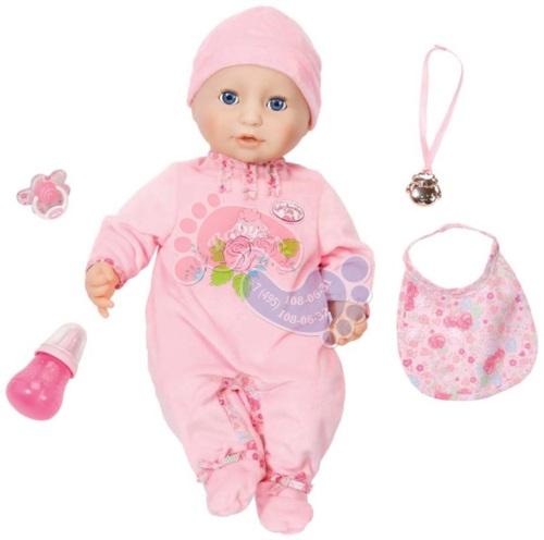 Кукла многофункциональная Zapf Creation Baby Annabell 794-821 43 см