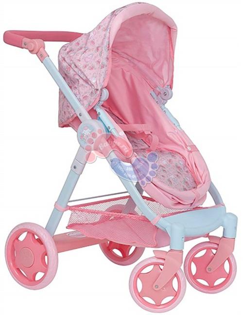 Коляска многофункциональная Zapf Creation Baby Annabell 1423556 стульчик, качели, кресло
